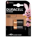 123 DURACELL CR123 B2