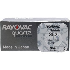 Rayovac 362/SR 721 SW/361/G11