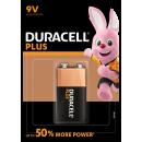 DURACELL 9V PLUS 9V B1