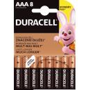 6x DURACELL AAA  BASIC  B8