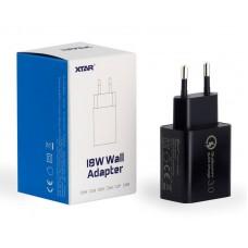 Adapter XTAR QC3.0 DBS15Q USB