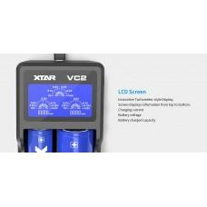 Punjač XTAR VC2