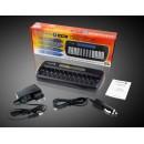Punjač 12NC-1200 punjač za AA/AAA baterije - brzi