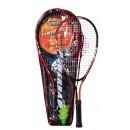 Alu reket za badminton 1par Best Sporting 841180