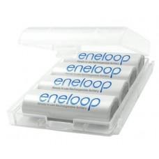 eneloop 10x  4 AA baterija + kutijica za odlaganje ( 40 baterija )