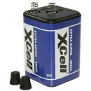 XCell 4R25 6V 9500mah