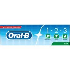 ORAL B 1-2-3 TOOTHPASTE - 100ML