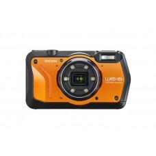 RICOH WG-6 Orange  Novo !