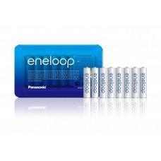 eneloop (sliding pack) AAA B8  novo !