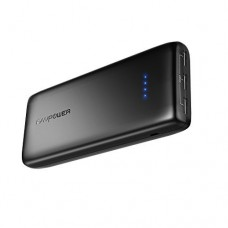 RAVPower Ace Series 22,000mAh Portable Power Pack (Black)
