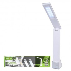 LED USB SILVER DESKLAMP KELVIN ADJUSTABLE 4W