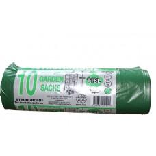 Vreća za smeće- 10*118L STRONGHOLD GARDEN