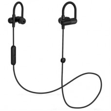 TT-BH12 Wireless Bluetooth Sports Headphones, with Ear Hooks (Black)