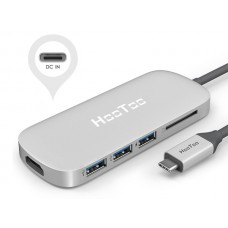 HT-UC001 Shuttle USB 3.1 Type-C Hub
