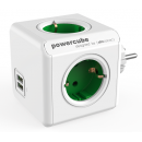 PowerCube Original USB; ZELENI