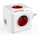 PowerCube Original USB; CRVENI