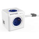 PowerCube Extended USB; PLAVI