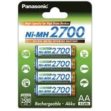 Panasonic punjiva AA 2700 B4