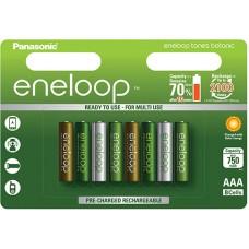 eneloop Botanic limited edition AAA B8