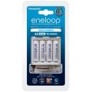 Punjač BASIC USB+4AA eneloop
