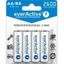 everactive AA 2500mAh B4 ready to use