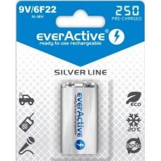 everactive 9V 250mAh B1 ready to use