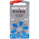 RAYOVAC Advanced 675