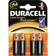 DURACELL BASIC AA B4