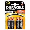 DURACELL PLUS AA B4