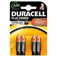 DURACELL PLUS AAA B4