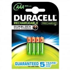 Duracell AAA 850mAh B4