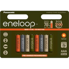 eneloop expedition limited edition AAA B8