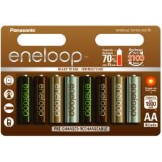 eneloop EARTH limited edition AA B8   novo !!