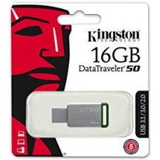 Kingston USB Pen Drive DT50 16G